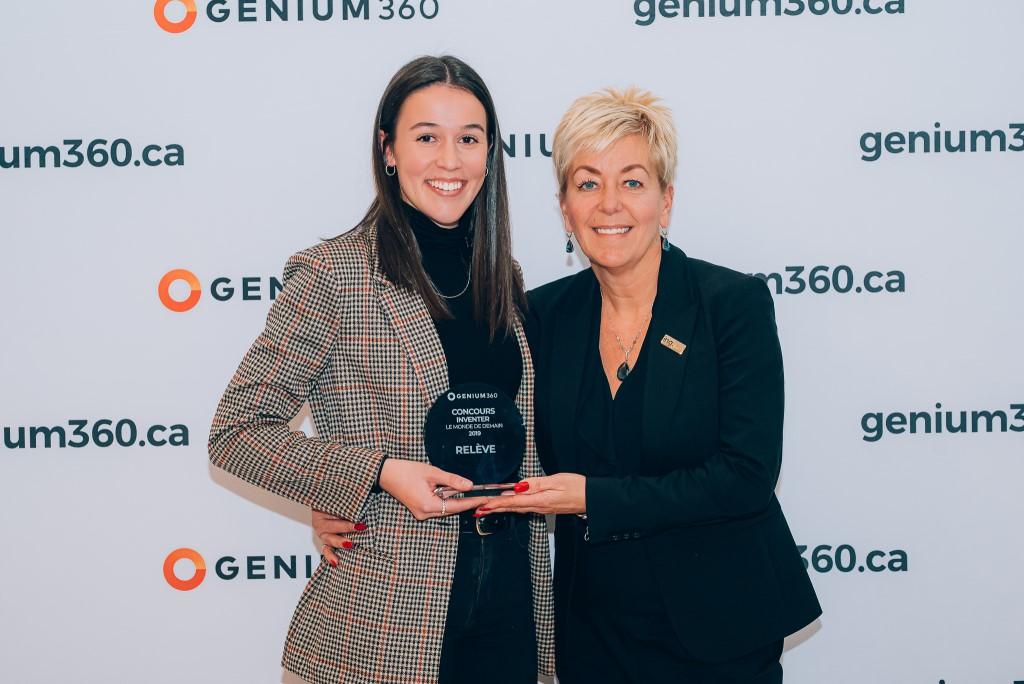 IMDD Projet gagnant - Genium 360